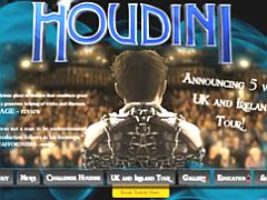 Houdini Theater Special Audio Effects