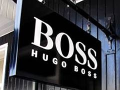 Hugo Boss New York Store Glass Speakers