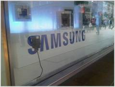 John Lewis and Samsung TV Launch