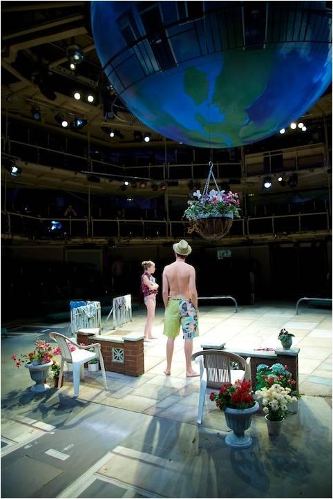 Sound Design - The Royal Exchange Theatre, Manchester